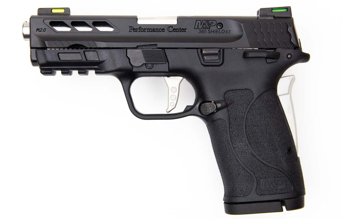 Smith & Wesson PC M&P380 Shield EZ Review