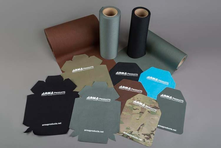 ARMA Spall Cover