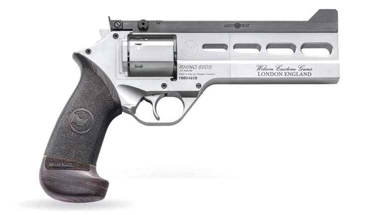 Chiappa Rhino Revolver Match Master