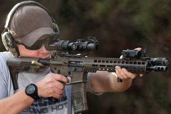 Primary Arms SLx 1-8x24 FFP Scope