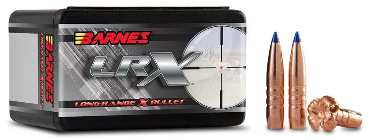 Barnes LRX Bullets