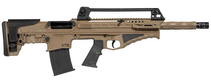 Escort BTS 12 Gauge Bullpup shotgun
