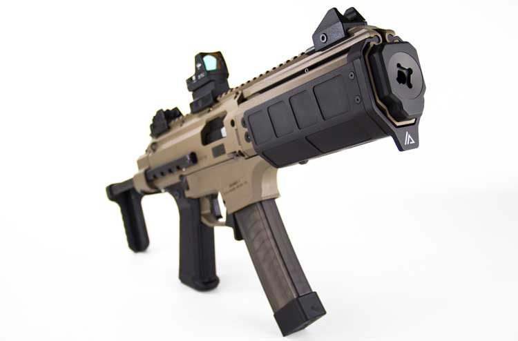 Innovative Arms Suppressor Kit for CZ Scorpion EVO