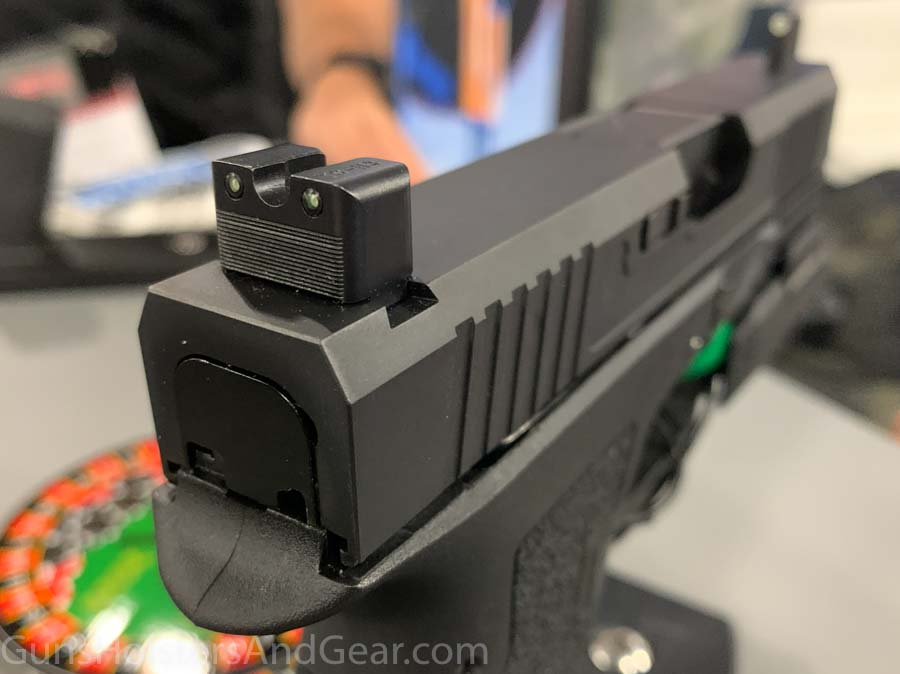 PS9 Suppressor Height Sights