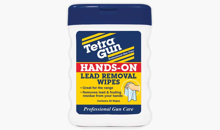 Tetra Gun Hands-On Wipes