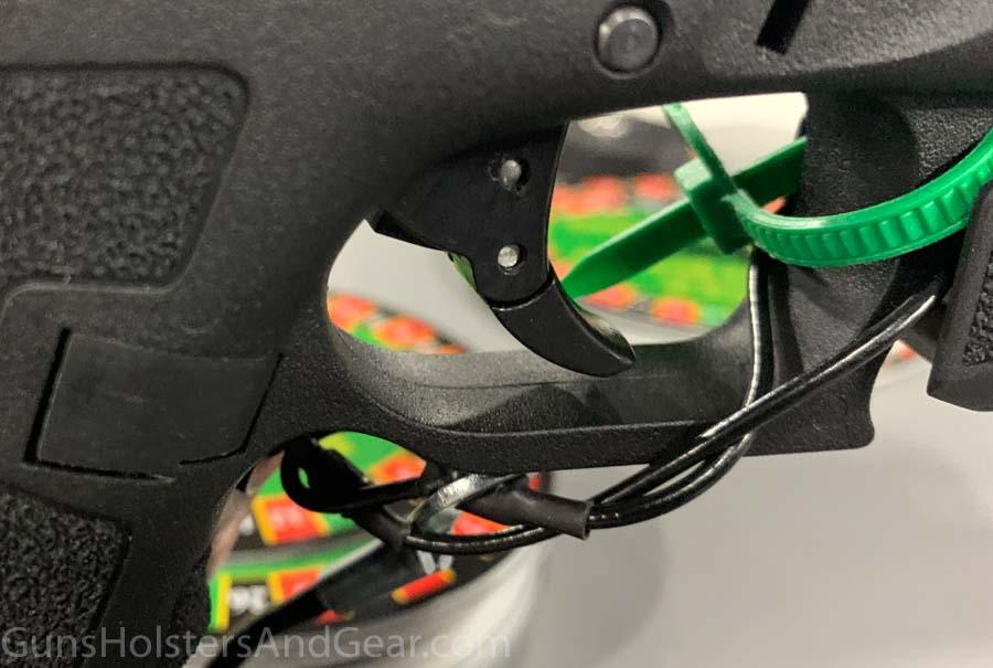 Trigger on PS9 Pistol