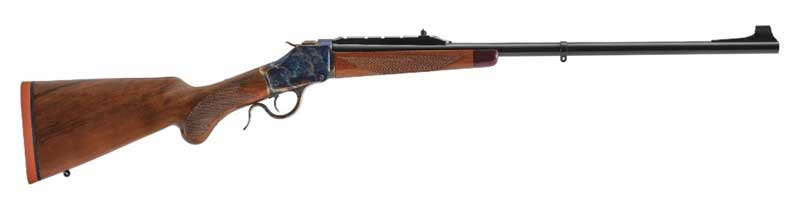 Uberti 1885 Courteney Stalking Rifle