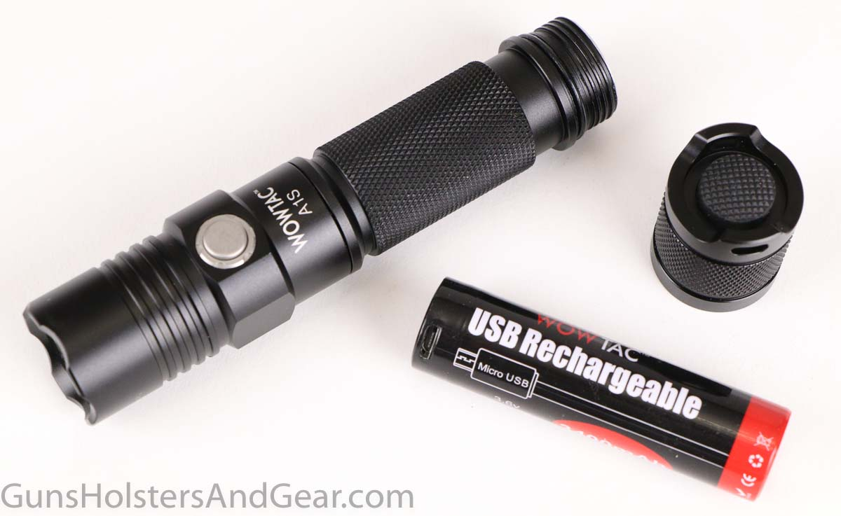 Wowtac A1S Flashlight Review - The Budget Torch that Couldn't