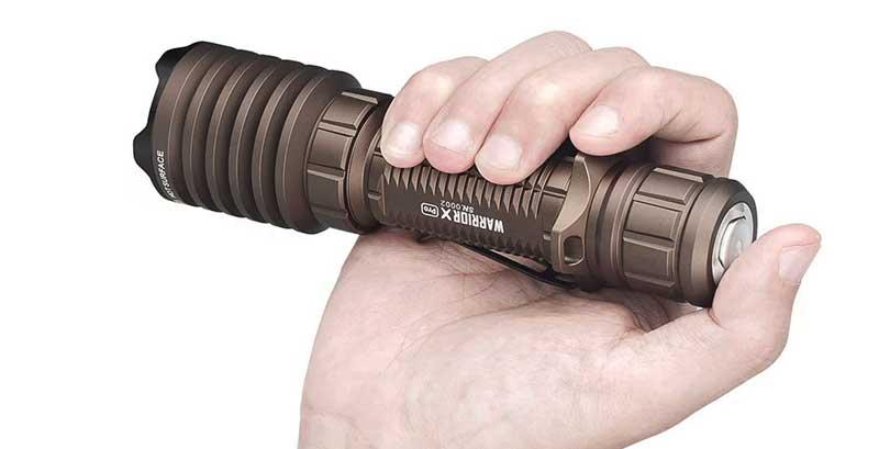 olight warrior x pro flashlight