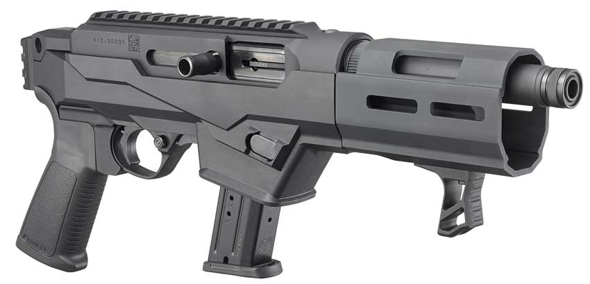 Ruger PC Charger Pistol in 9mm