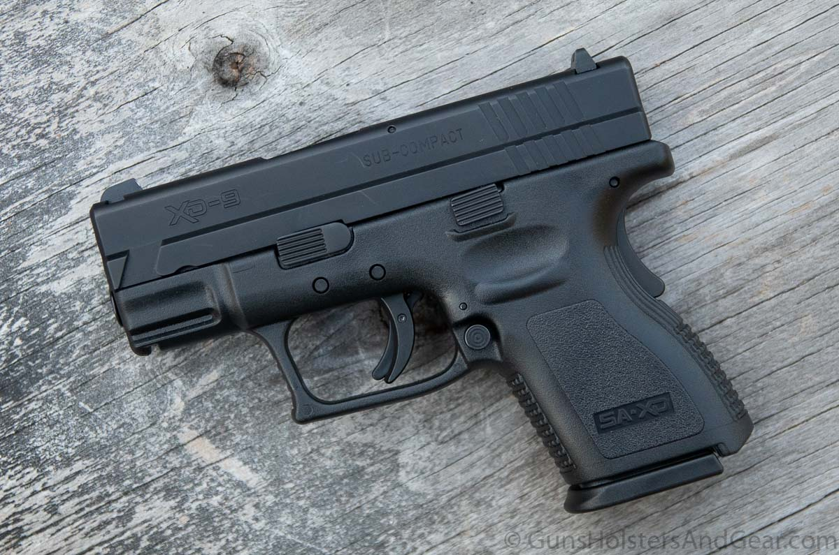 Springfield Armory XD Subcompact Review