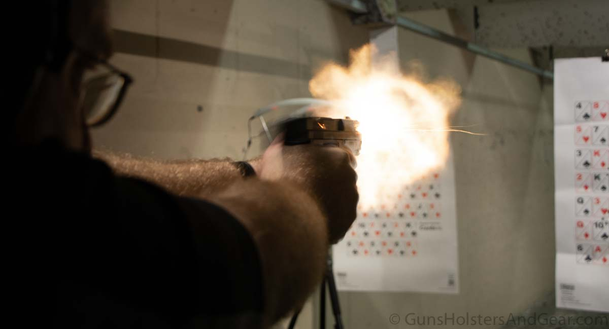 Testing the Springfield Armory Subcompact Pistol