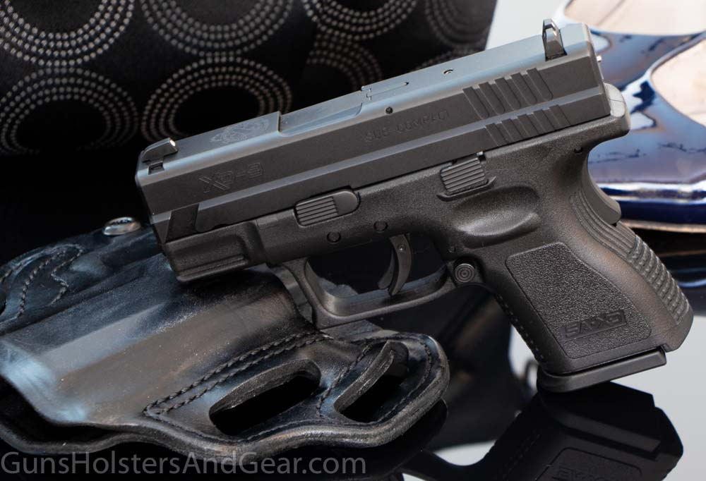 Springfield Armory XD9 Subcompact