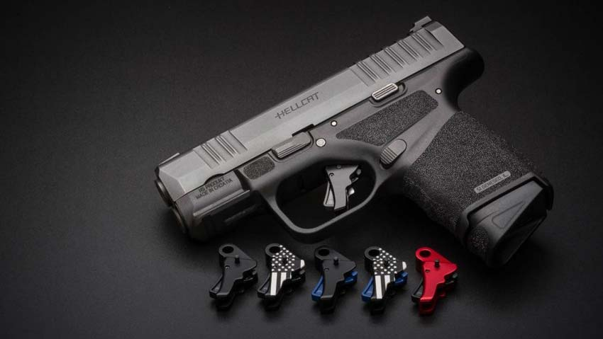 Apex Trigger Options for Springfield Hellcat