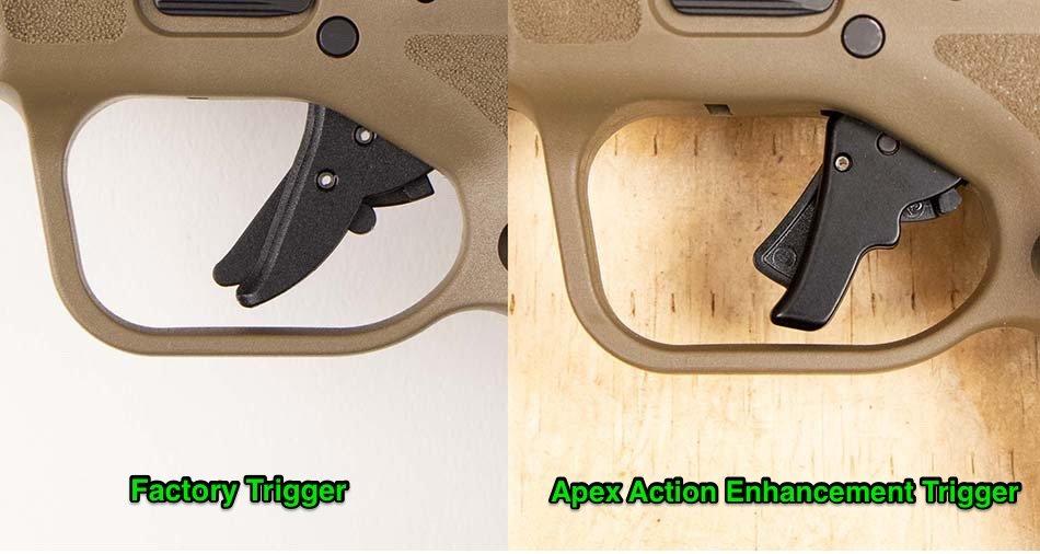 Hellcat Trigger Comparison