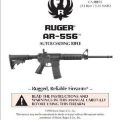 Ruger Ar 15 Exploded Diagram Carrier Economizer Wiring 556 Review Part 4 Disassembly And Internal Features Instruction Manual