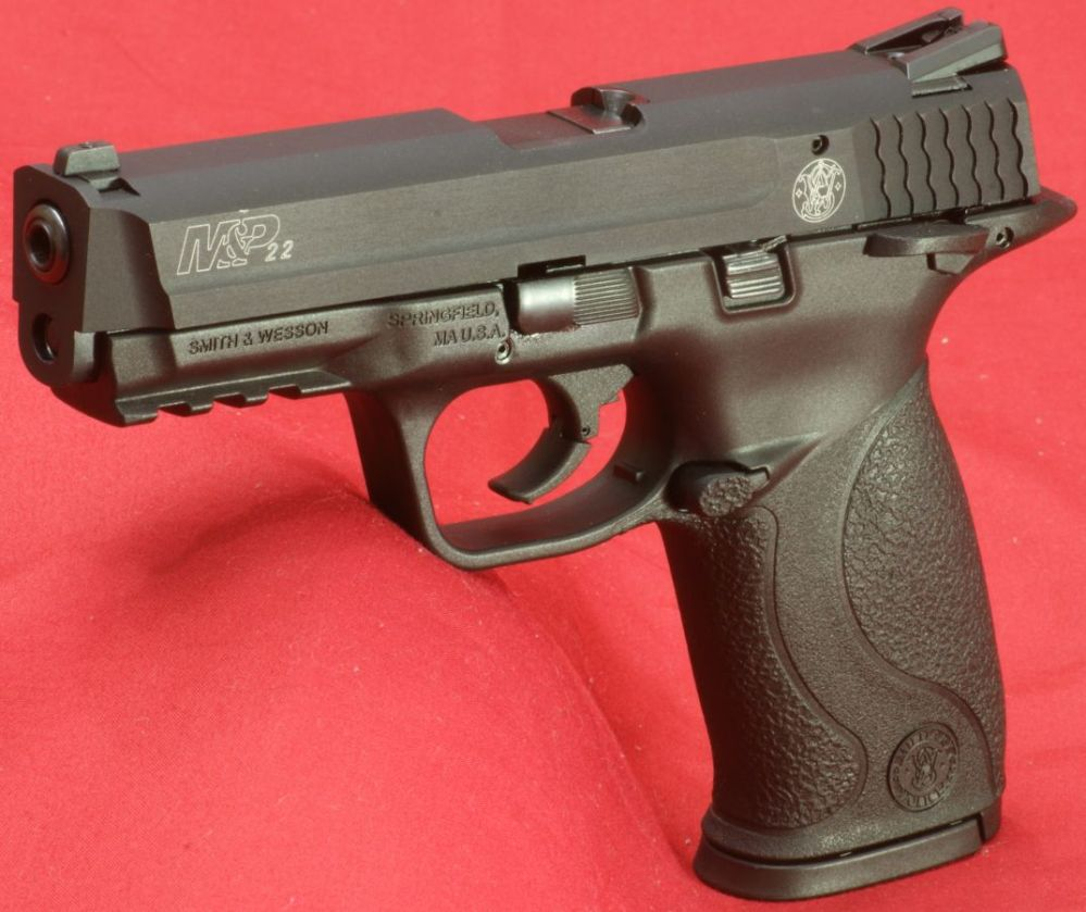 medium resolution of smith wesson m p22 review