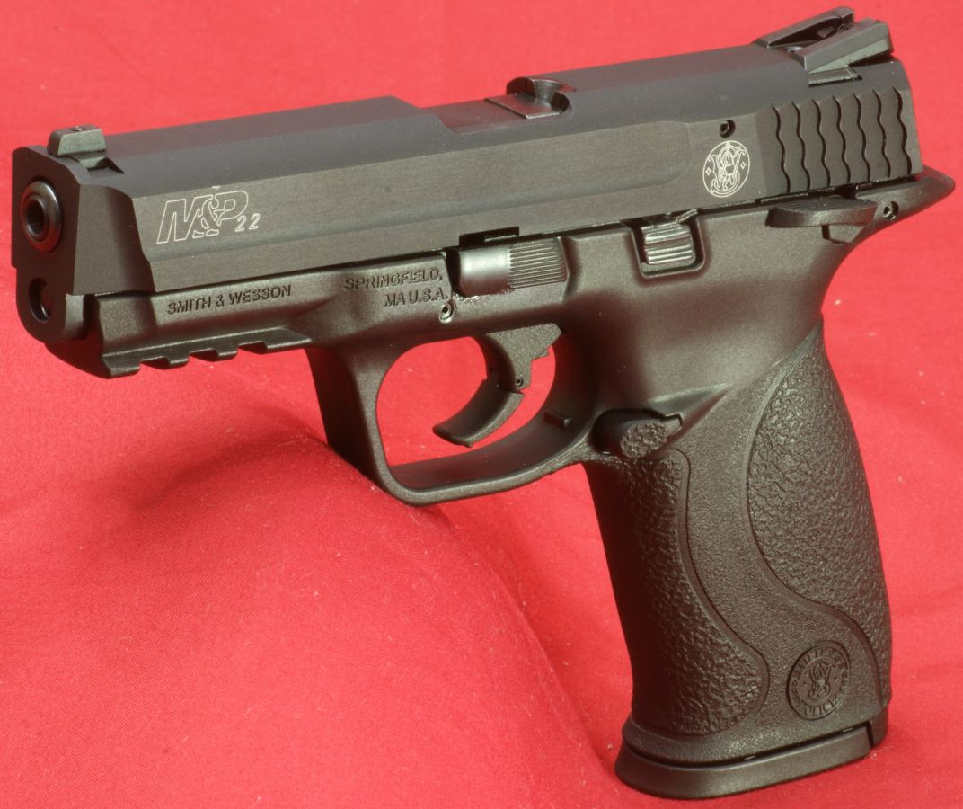 hight resolution of smith wesson m p22 review