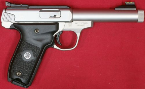small resolution of smith wesson sw22 victory pistol review part 4 disassembly internal features