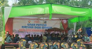 Gebyar Budaya Desa Nglanggeran Kecamatan Patuk