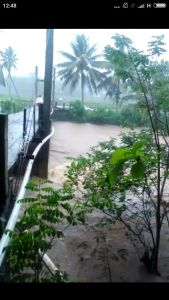 Sungai Oya Kawasan Goa Pindul Bejiharjo