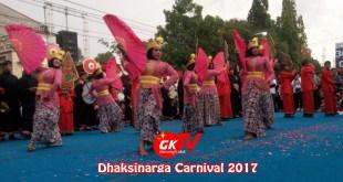 Gunungkidul Adakan Dhaksinarga Carnival 2017