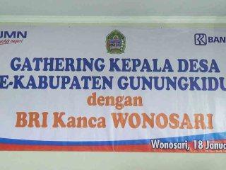 Paguyuban Semar Kumpulkan 144 Kepala Desa di Gunungkidul
