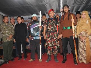 Muhammadiyah Desa Ngawis Karangmojo Gelorakan Dakwah Kultural