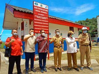 Bupati Sunaryanta Resmikan Sub Oenyakuran BBM Untuk Nelayan Sadeng Gunungkidul