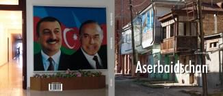 Aserbaidschan Buchcover © Guntram Walter