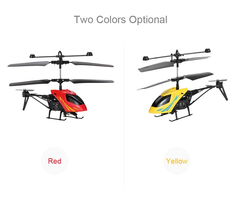 MJ901 2.5CH Mini Infrared RC Helicopter Radio Remote