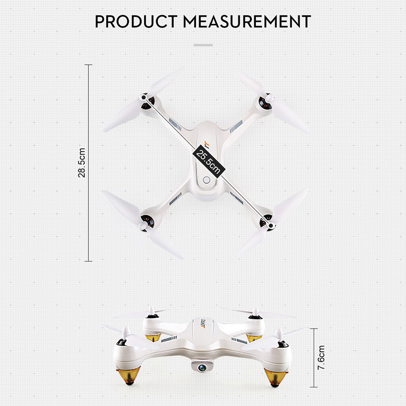Original JJRC JJPRO X3 HAX 1080P Camera Wifi FPV Dual-Mode