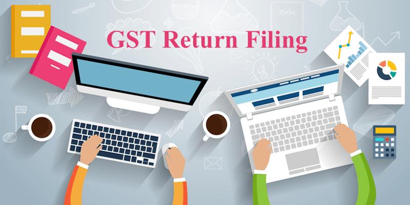 GST Return Filing, GST Return filing Online