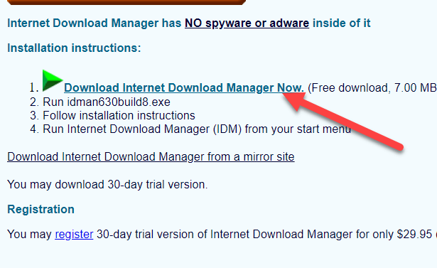 Download Internet Download Manager