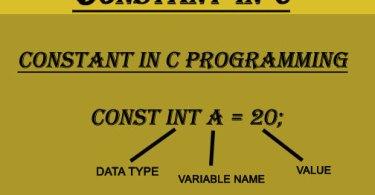 constant in c
