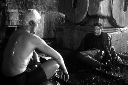 La última escena mítica de Blade Runner