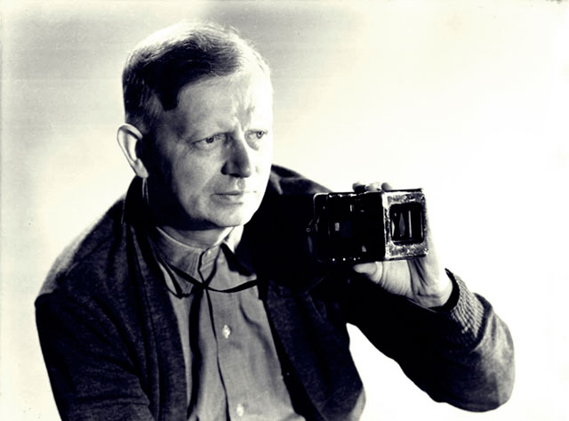 El cineasta Carl T. Dreyer