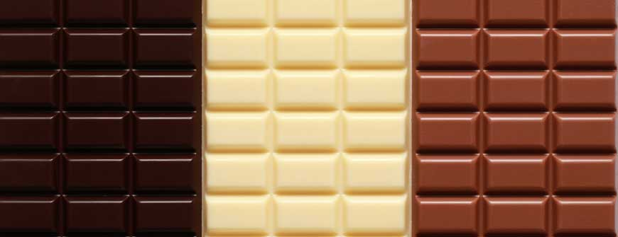 Choosing the right chocolate