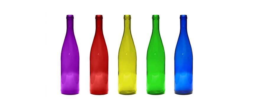 Glass Bottles for packing