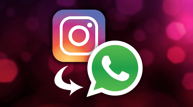 Stories do Instagram pode ser compartilhado no Whats App