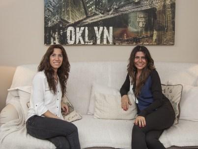 Diva's kurucuları Talin Binatlı ve Natali Erzaman