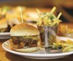 OX Wine&Burger Bar'da Hamburger
