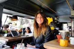 Manivela Coffe Truck - Nevcihan Karaağaç