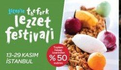 The Fork Lezzet Festivali 2015