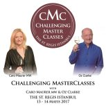 Challenging Master Classes 2017