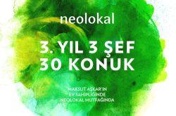 Neolokal 3. Yıl Etkinlikleri
