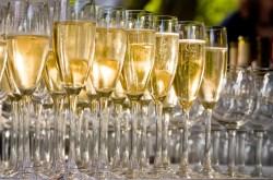 Şampanya kadehleri