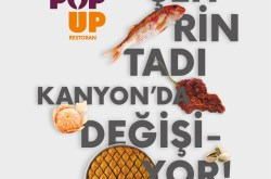 Kanyon Pop Up Restoran 2018