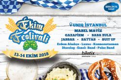 Ekim Festivali 2018