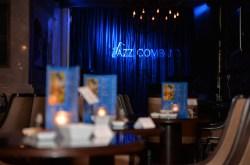 Jazz Company'de Caz yemeği